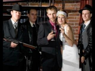 """Сценарий выкупа невесты в стиле  """"Гангстеры, Чикаго, 20-е """" для..."""